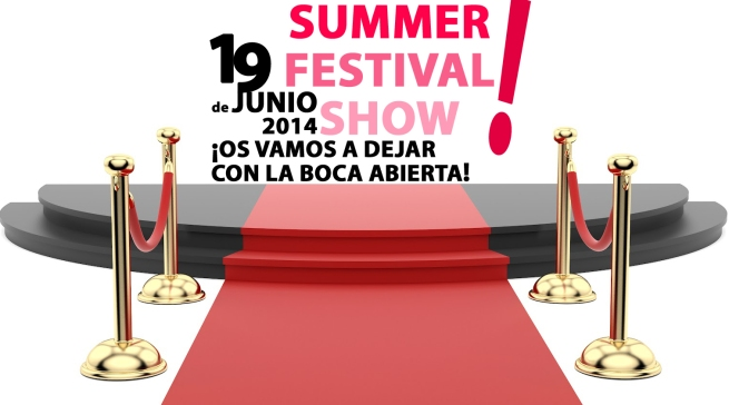 festival web