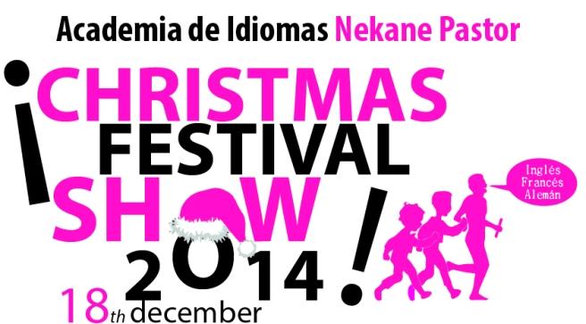 logo CHRISTMAS FESTIVAL SHOW
